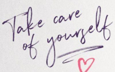 Self-Care and Self Kindness