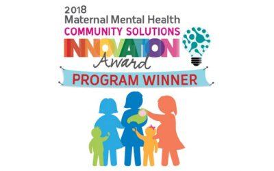 PSVa Wins Community Solutions Innovation Award